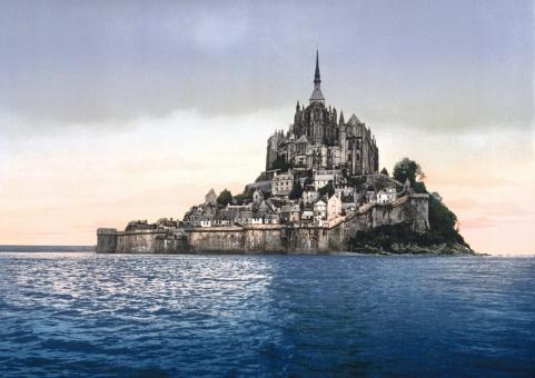 Mont St Michel - Free Stock Photo