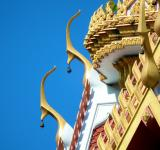 Free Photo - Temple Roof Detail