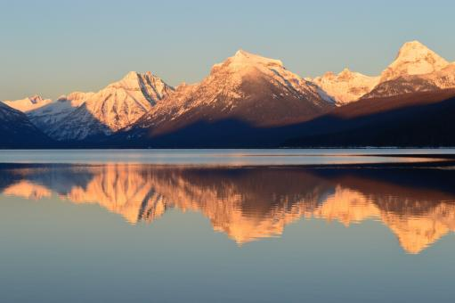 Lake Mcdonald - Free Stock Photo