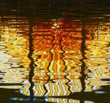 Free Photo - Stained Glass Window Reflection