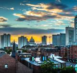 Free Photo - Boston Cityscape