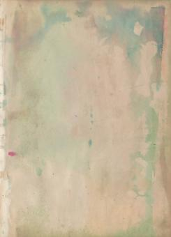 Grunge Watercolor Paper Texture - Free Stock Photo