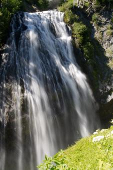 Waterfalls in Mount Rainer National Park - Free Stock Photo