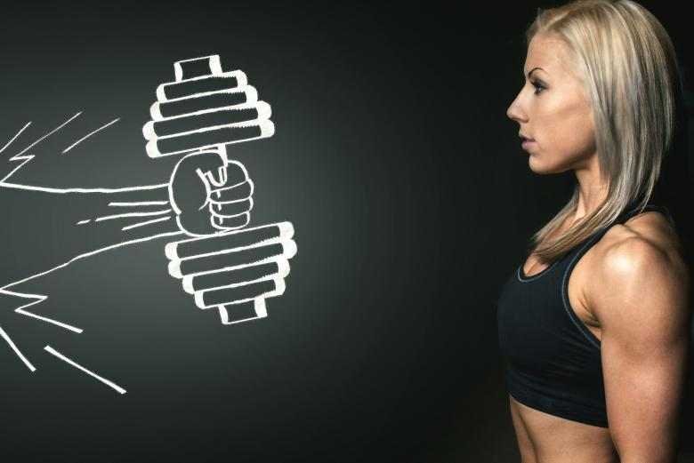 Jumpstart Your Training - Free Fitness Stock Photos