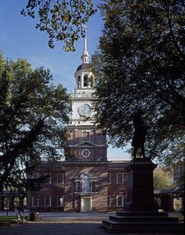 Independence Hall - Free Stock Photo