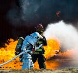 Free Photo - Firemen Training