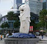 Free Photo - Merlion Statue