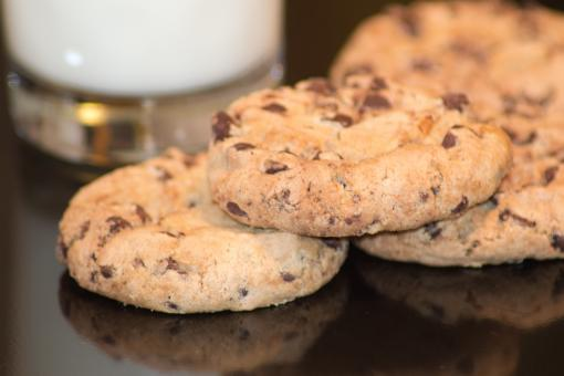 Chocolate Chip Cookies - Free Stock Photo