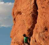 Free Photo - Mountain Climbing