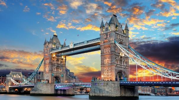 Tower Bridge - Free Stock Photo