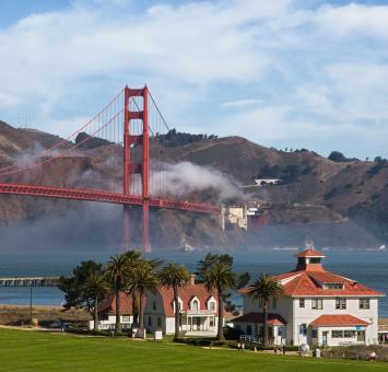 Golden Gate Bridge - Free Stock Photo