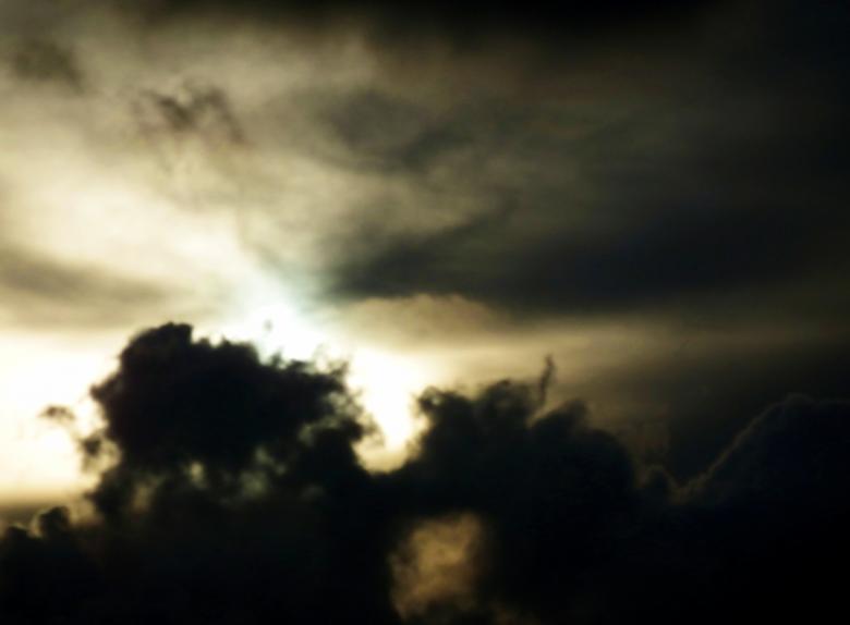 Dark Clouds Stormy Sky - Free Spooky Stock Photos