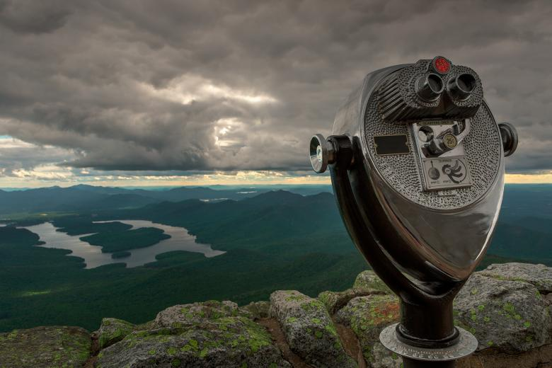 Free Stock Photo of Lake Placid Vista - HDR Created by Nicolas Raymond