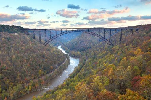 New River Gorge - Free Stock Photo
