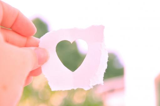 Paper Heart - Free Stock Photo