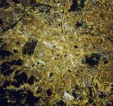 Free Photo - Paris From Space