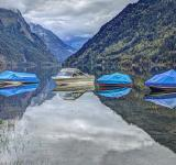 Free Photo - Boats in the Lake