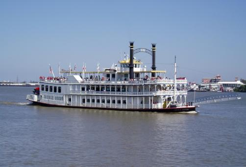 River Boat - Free Stock Photo