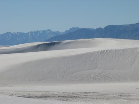 White Sands - Free Stock Photo