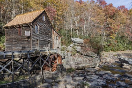 Grist Mill - Free Stock Photo