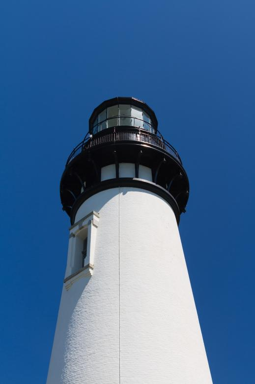 Free Stock Photo of Yaquina Head Lighthouse Created by Geoffrey Whiteway