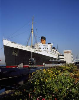 Rms Queen Mary - Free Stock Photo