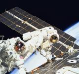 Free Photo - Astronauts in Space