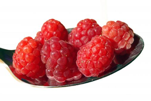 Fresh Raspberries - Free Stock Photo