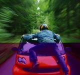 Free Photo - Fast Moving Car