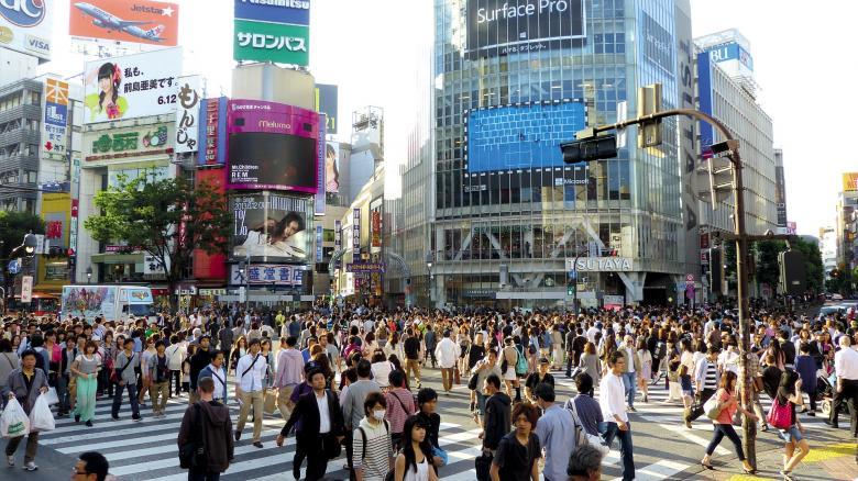 In Japan - Free Urban Stock Photos