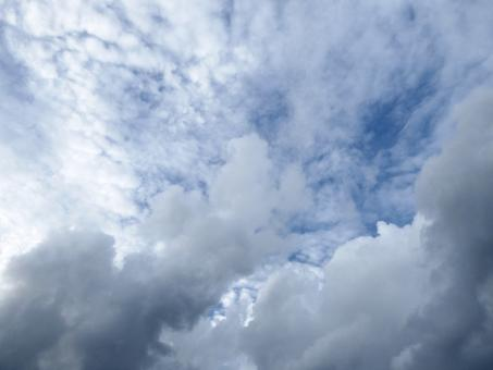 Cloudy Skies - Free Stock Photo
