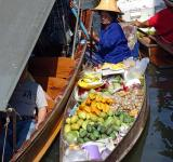 Free Photo - Saduak Floating Market