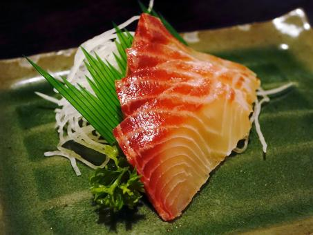 Sashimi Dish - Free Stock Photo