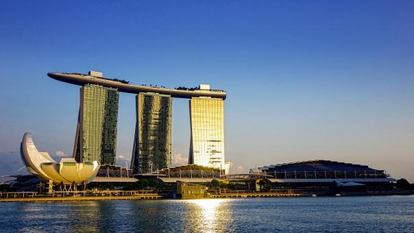 Singapore City - Free Stock Photo