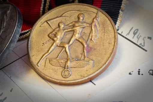 Studetenland Medal - Free Stock Photo