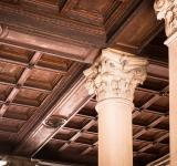 Free Photo - Wooden Ceiling