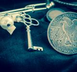 Free Photo - Silver Coin