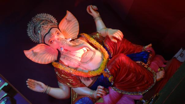 Lord Ganesha - Free Stock Photo