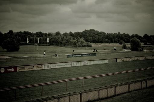 Race Course - Free Stock Photo