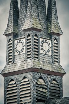 Old Steeple - Free Stock Photo