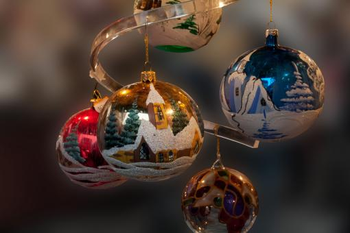 Christmas Ornament - Free Stock Photo