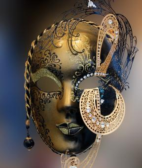 Decorated Mask - Free Stock Photo