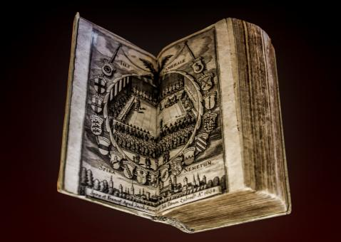 Ancient Book - Free Stock Photo