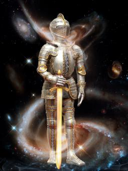 Knight of the Universe - Free Stock Photo