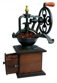 Coffee Grinder - Free Stock Photo