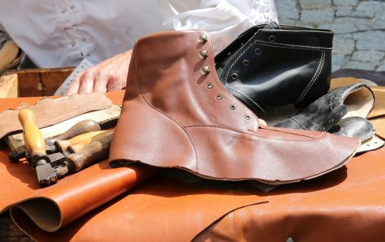 Leather Shoes - Free Stock Photo