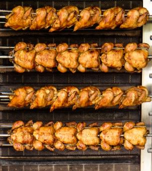 Chicken Grill - Free Stock Photo