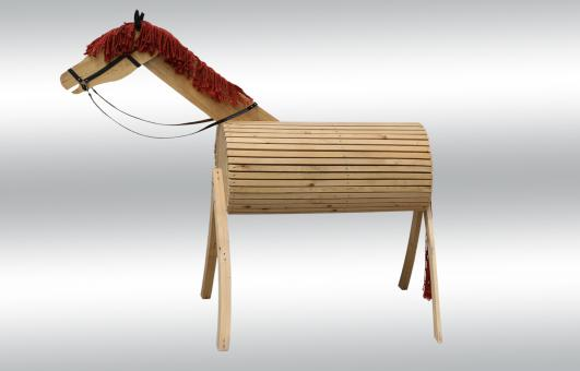 Wooden Horse - Free Stock Photo
