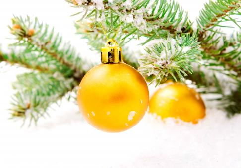 christmas balls - Free Stock Photo
