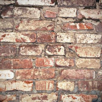Old Brick Wall - Free Stock Photo